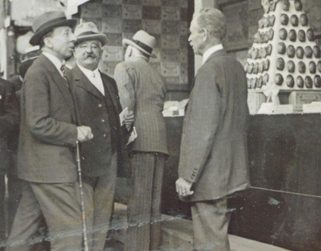 1906 Antonin Cazelle, le créateur